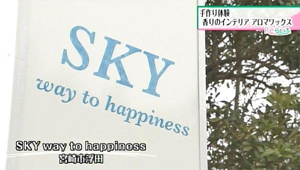 SKY way to happiness