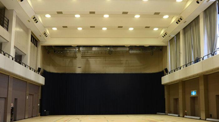スポーツスタジオ