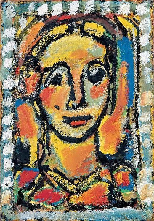 パナソニック汐留美術館コレクション ジョルジュ・ルオー展 - 心に響く魂の色彩 -
