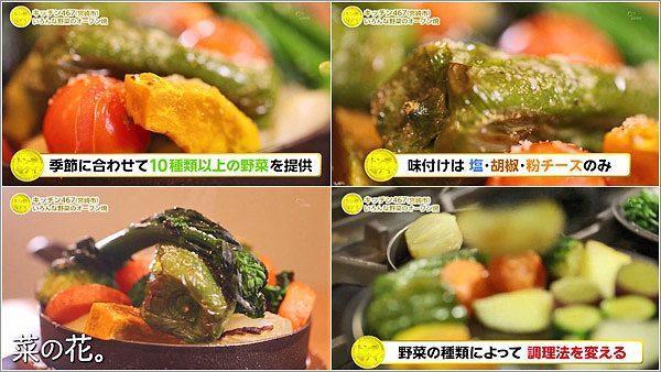 いろんな野菜のオーブン焼き