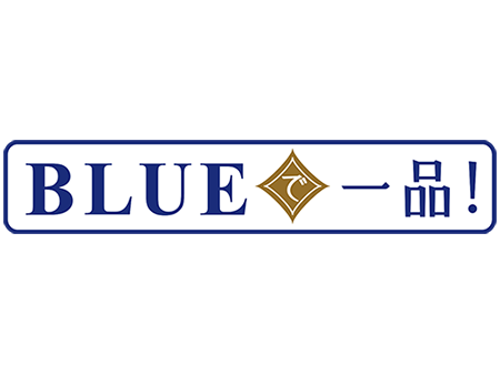 BLUEで一品!
