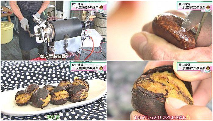 03 焼き栗製造機/焼き栗