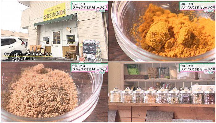 01 Kitchen curry SPICE ONION