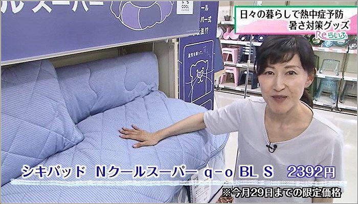 03 シキパッド Nクールスーパーq-o BL S